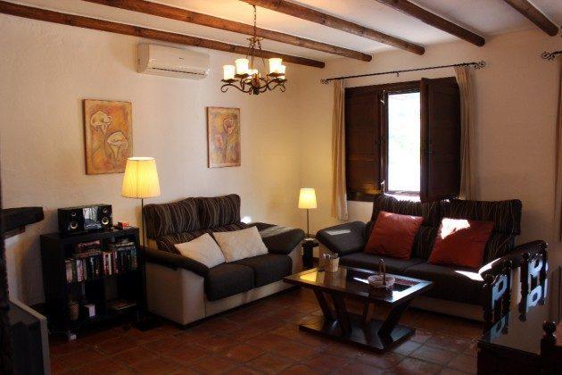 Andalusien Ferienvilla Competa Ref. 186793-9 Wohnbereich