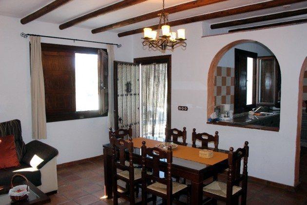 Andalusien Ferienvilla Competa Ref. 186793-9 Essbereich