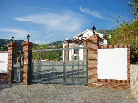 Andalusien Ferienvilla Competa Ref. 186793-9 Einfahrt