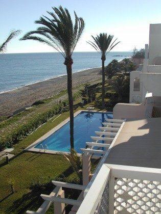 Pool Playa del Moral