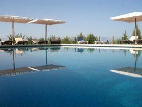 Ferienhaus Costa del Sol mit Garten