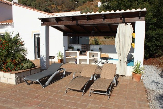 Andalusien Ferienhaus Villa Sayalonga Ref. 186793-7 Terrasse