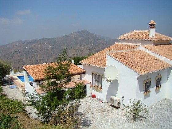 Andalusien Ferienhaus Villa Sayalonga Ref. 186793-7