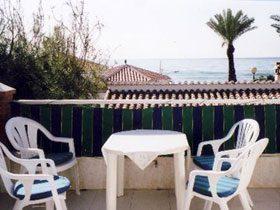 Bild 2 - Spanien Costa del Sol Ferienhaus Los Pinos in A... - Objekt 1609-1