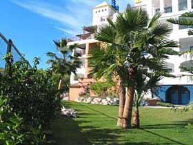 Aussen Ferienwohnung Playa Galera