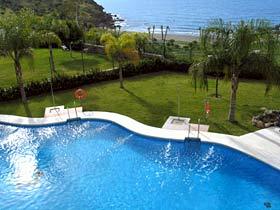 Ferienwohnung Andalusien Spanien Costa del Sol Ferienwohnung Playa Galera