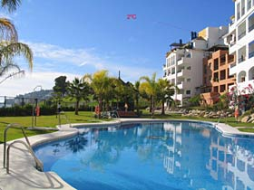 Aussen Ferienwohnung Andalusien Spanien Costa del Sol Ferienwohnung Playa Galera