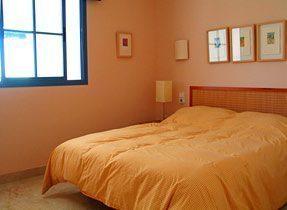 Schlafzimmer Costa del Sol Ferienwohnung Playa Galera