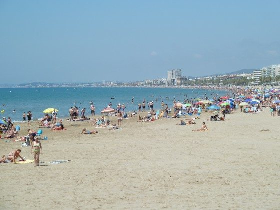 Nichtraucher-Ferienwohnung in Costa Dorada