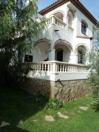 Ferienhaus Costa Dorada mit Kamin