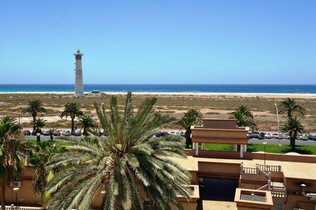 FUE 110068-54 Ferienwohnung mit Blick auf Strand und Meer