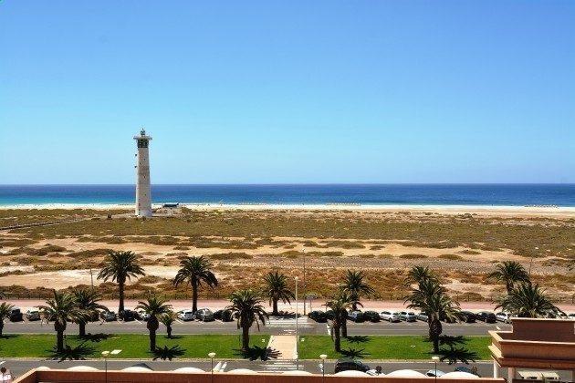 Kanarische Inseln Studiowohnung mit Meerblick auf Fuerteventura