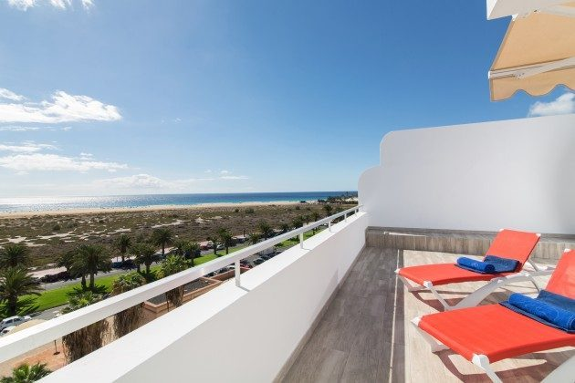 Kanaren Fuerteventura Ferienwohnung mit Terrasse