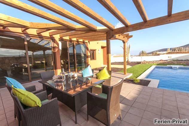 Ferienvilla Fuerteventura mit privatem Pool