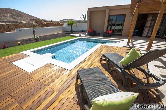 Fuerteventura Ferienvilla mit Pool
