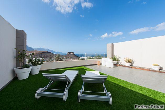 Ferienwohnung Gran Canaria mit Pool und Meerblick