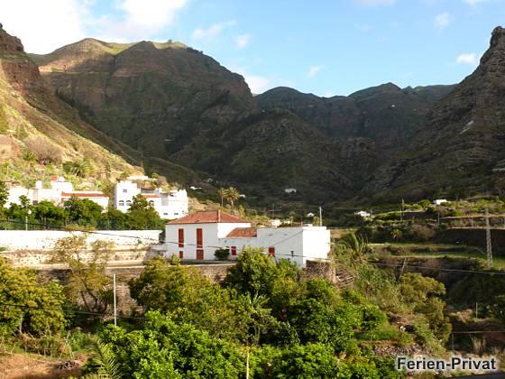 Gran Canaria Ferienhaus im Agaete Tal