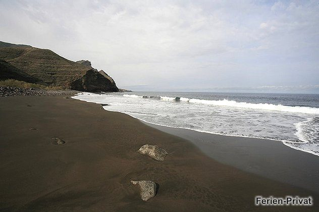 Strand von El Risco
