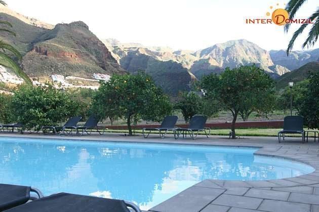 Spanien Kanaren Gran Canaria Landhotel mit Pool