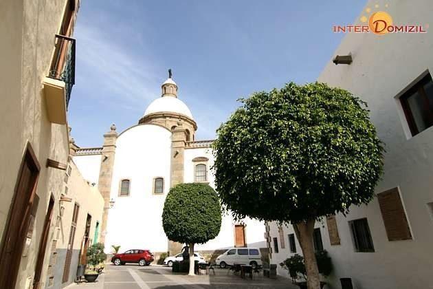 Blick auf die Kirchenkuppel