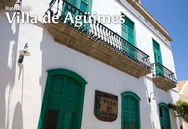 Spanien Kanaren Landhotel Gran Canaria in Agüimes