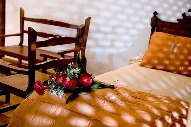 Wohnbeispiel Zimmer im Landhotel