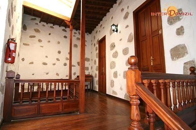 Galerie im Innern des Landhotels