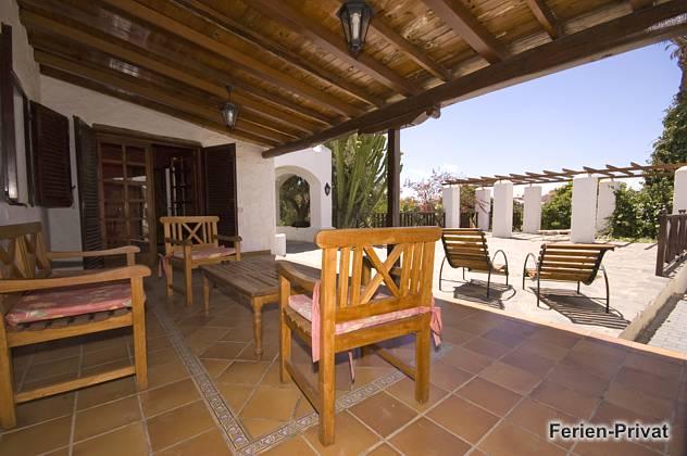 Gran Canaria Ferienhaus mit Sonnenterrasse und Garten