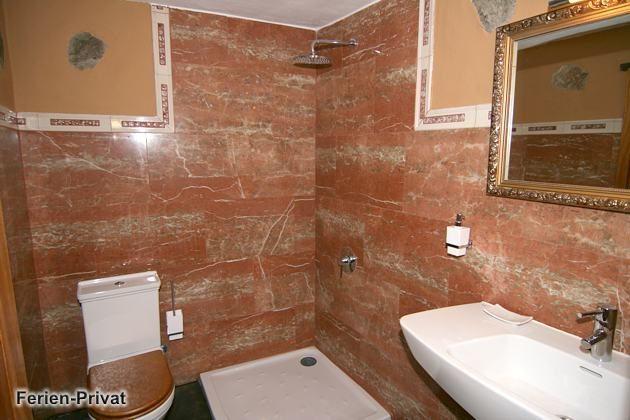 Duschbad Erdgeschoss