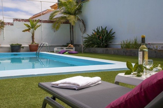 Spanien Kanaren Gran Canaria Ferienhaus mit Pool