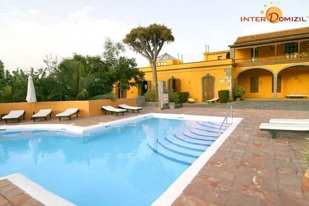 Kanarische Inseln Gran Canaria Exklusives Landhotel mit Pool