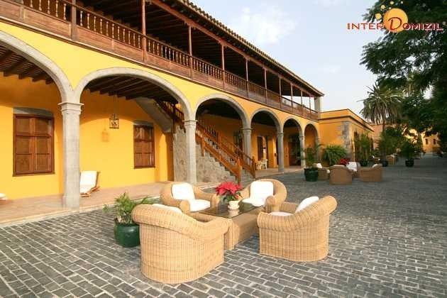 Spanien Insel Gran Canaria Exklusives Landhotel mit Pool