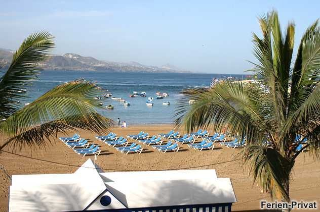 Nichtraucher-Ferienwohnung in Gran Canaria