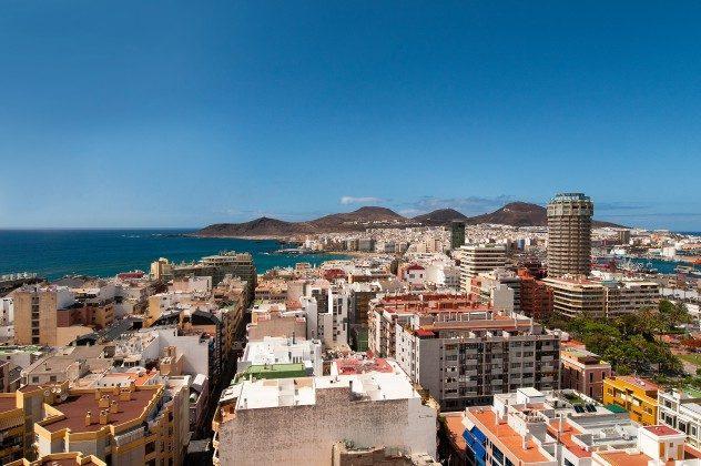 Ferienwohnung Gran Canaria mit nahegelegener Tennisanlage