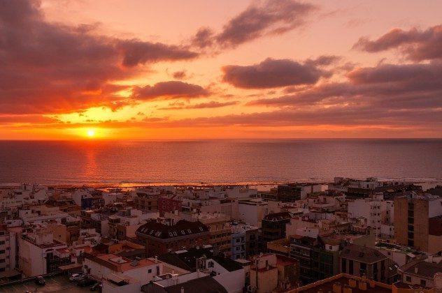 GC 164835-19 Sonnenuntergang in Las Palmas