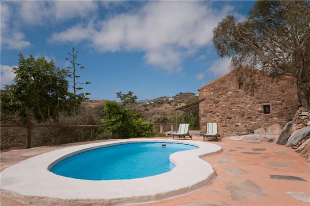 Gran Canaria Landhaus mit privatem Pool
