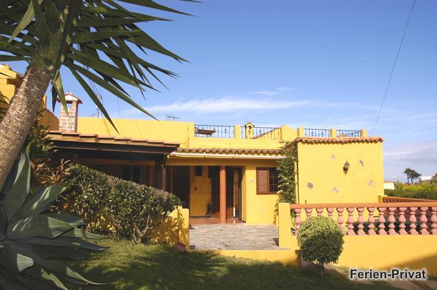 Gran Canaria Ferienhaus mit Garten