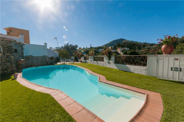 Gran Canaria Ferienhaus mit Gemeinschaftspool