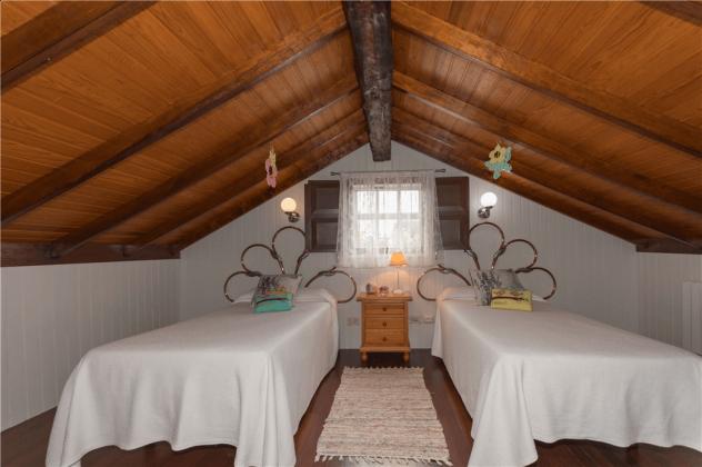GC 2584-66 Wohnbeispiel Schlafzimmer mit zwei Einzelbetten