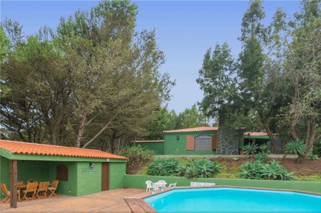 Spanien Gran Canaria Haus mit privatem Pool