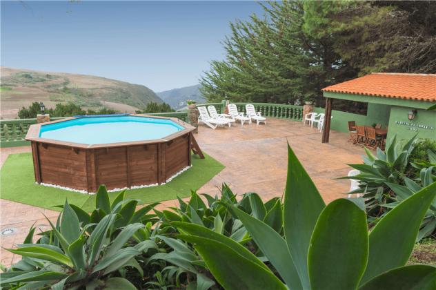 GC 2584-92 Landhaus mit privatem Pool und Sonnenterrasse