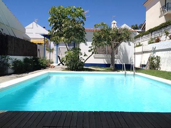 Spanien Kanaren Villa Gran Canaria mit Pool