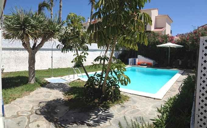 Villa Gran Canaria mit privatem Pool in Pasito Blanco