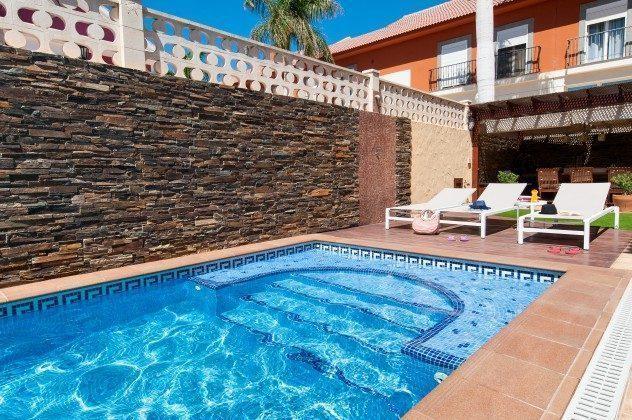 Ferienhaus Gran Canaria mit heizbarem Privatpool