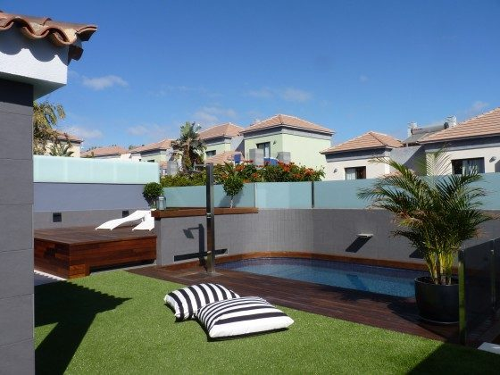 Garten mit privatem Pool GC 164835-21