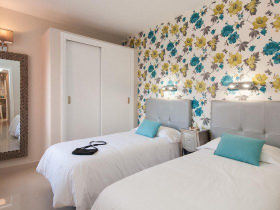 GC 164835-28 Schlafzimmer mit Einzelbetten