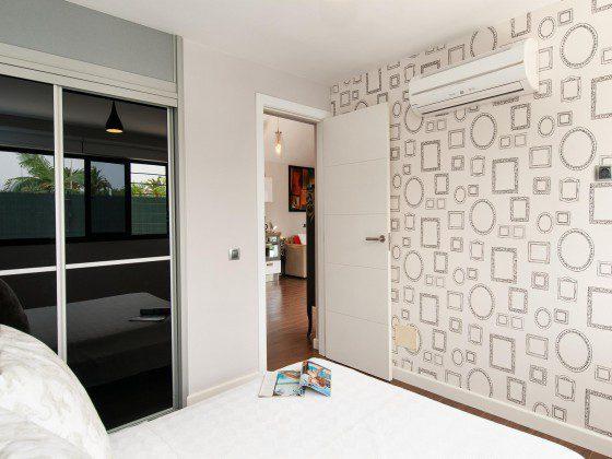 GC 164835-29 Schlafzimmer mit Klimaanlage
