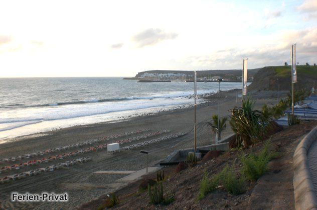 Strand von Meloneras