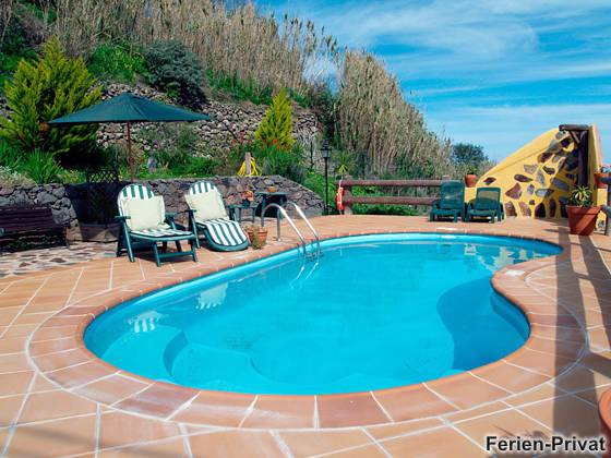Ferienhaus Gran Canaria mit Parkplatz