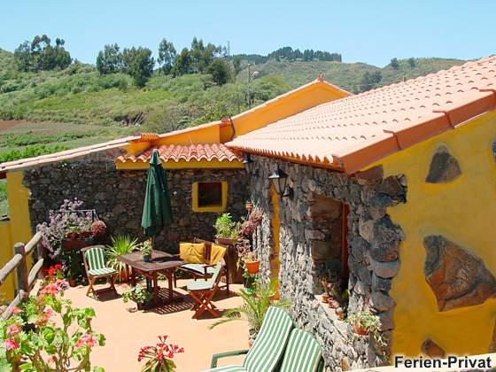 Ferienhaus auf einer Finca mit Pool auf Gran Canaria